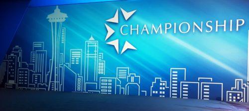 Championship Sign