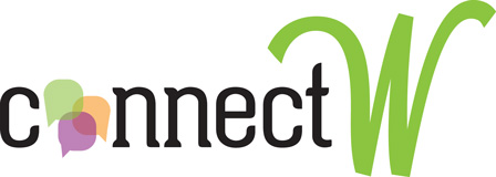 ConnectW Retina Logo