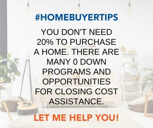 homebuyer tip